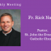 Father Rick Nagel