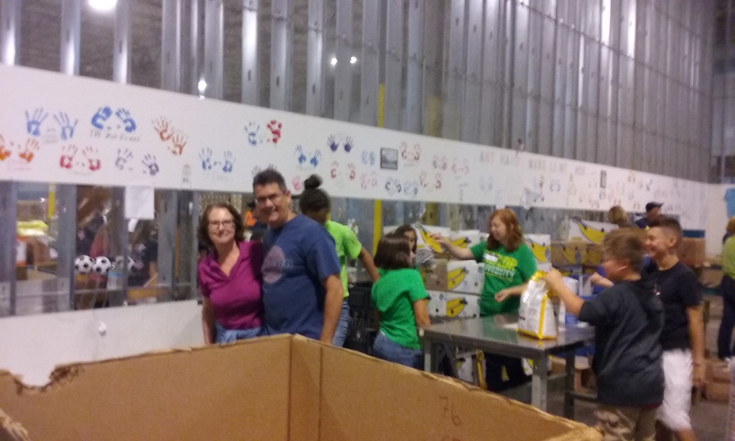 Outreach Committee at Gleaners