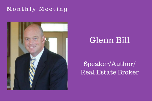 CBE Monthly Meeting Speaker