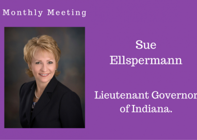 Lt. Governor Sue Ellspermann